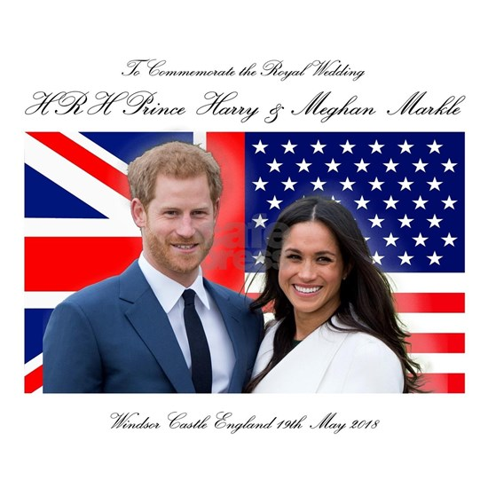 Royal Wedding of HRH Prince Harry and Meghan Markl