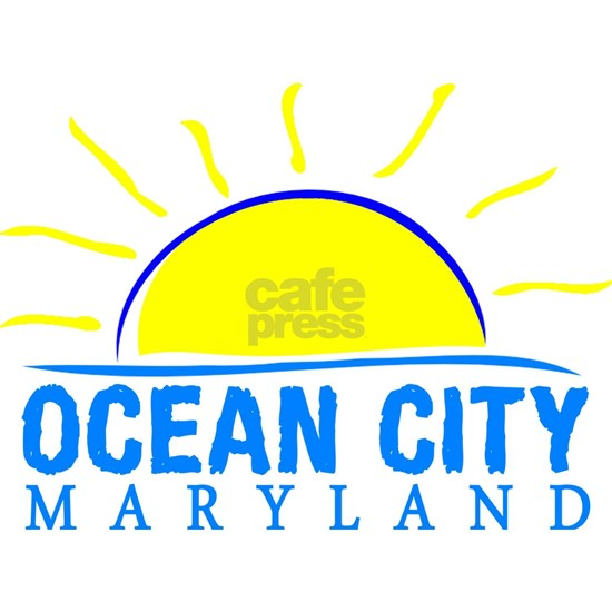 Summer ocean city- maryland