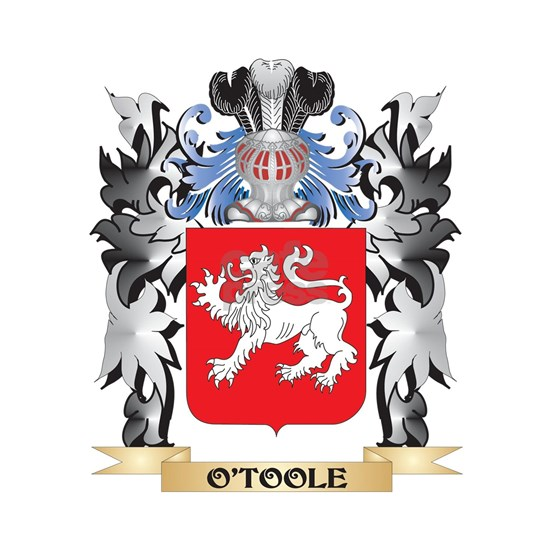 O'Toole Coat of Arms - Family Crest