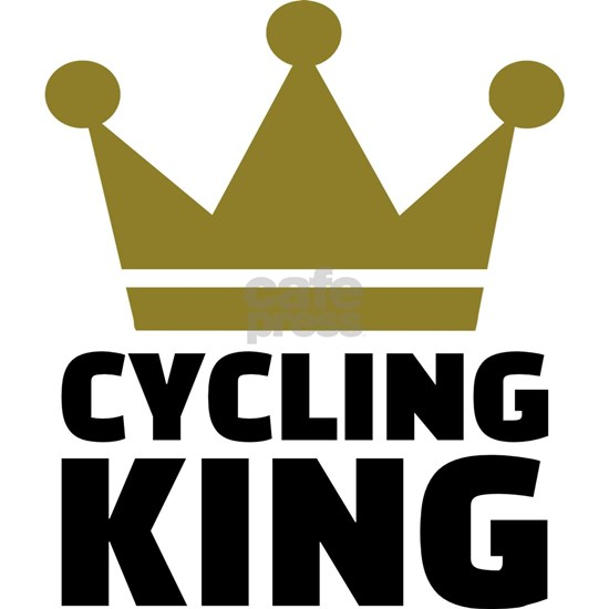 Cycling king champion