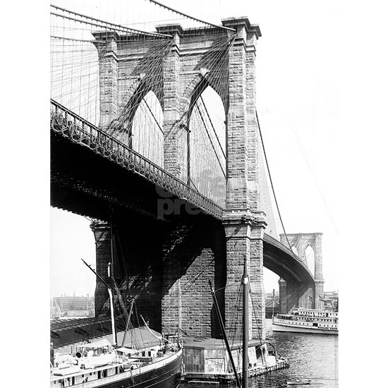 Brooklyn Bridge 1896