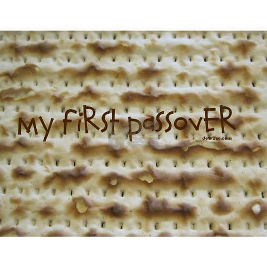 My First Passover Marzoh