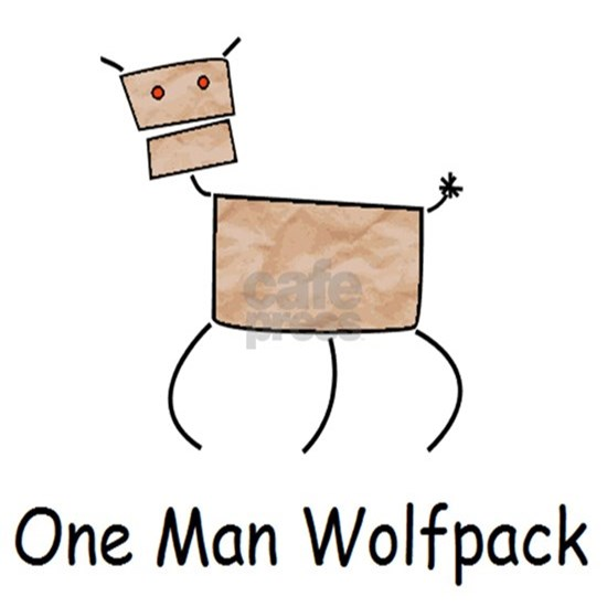 1one man wolfpack
