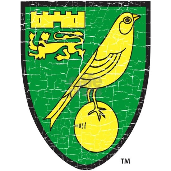 Norwich Canaries Crest