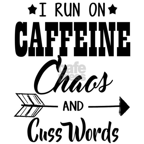 Run on caffeine chaos