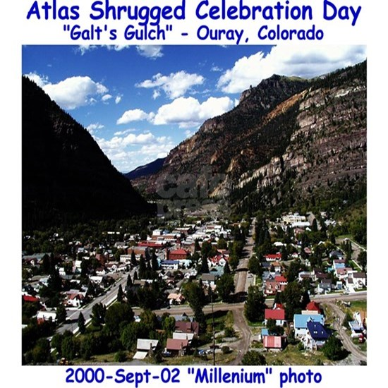 Sep-02 Atlas Shrugged Celebration Day Ouray CO