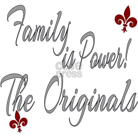 Family Is Power