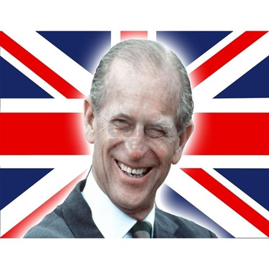 HRH Prince Philip - Great Britons!