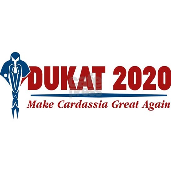 Vote For Dukat 2020