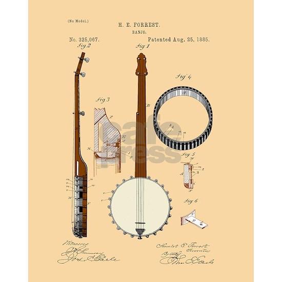 banjo8X10crop