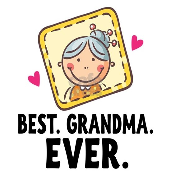 Best Grandma Ever Gift