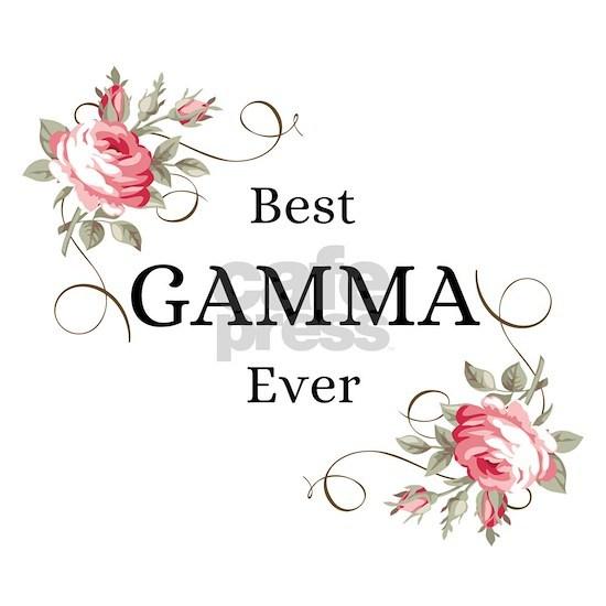 Best Gamma Grandma Ever