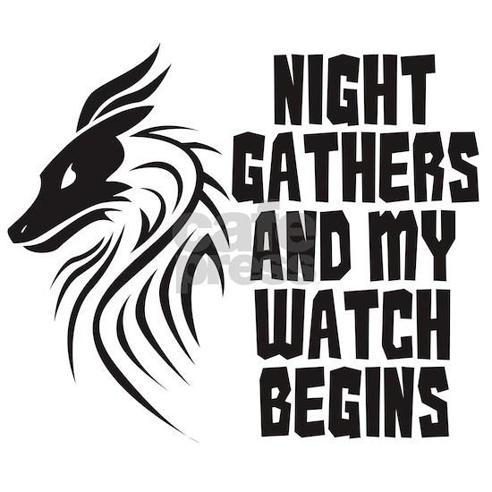 Night Gathers