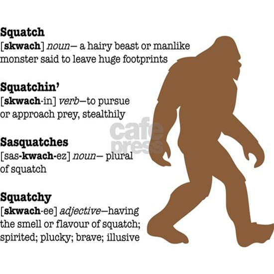 Definition of Bigfoot