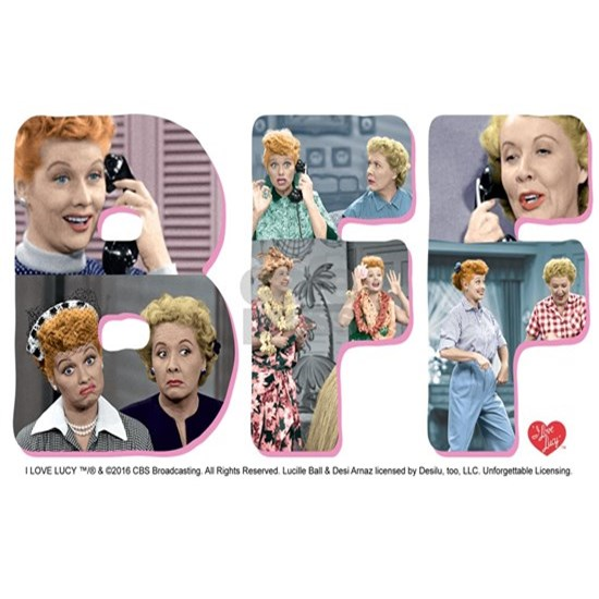 I Love Lucy: BFF