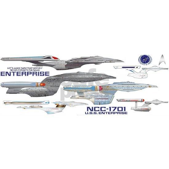U.S.S. Enterprise Lineage