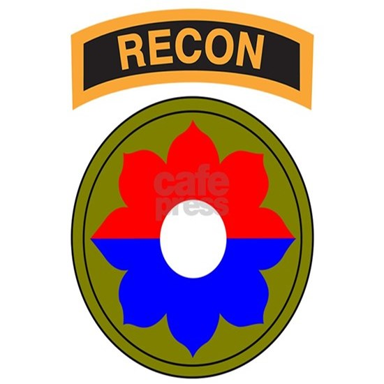 9th ID with Recon Tab