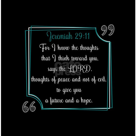 Bible Verse Quote Jeremiah 29:11