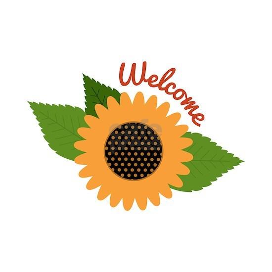 Welcome Sunflower