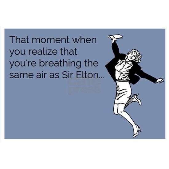 Elton John air
