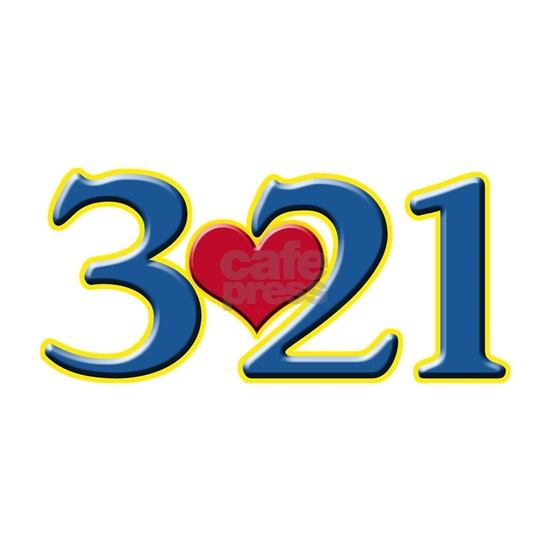 321 Down Syndrome Awareness Day