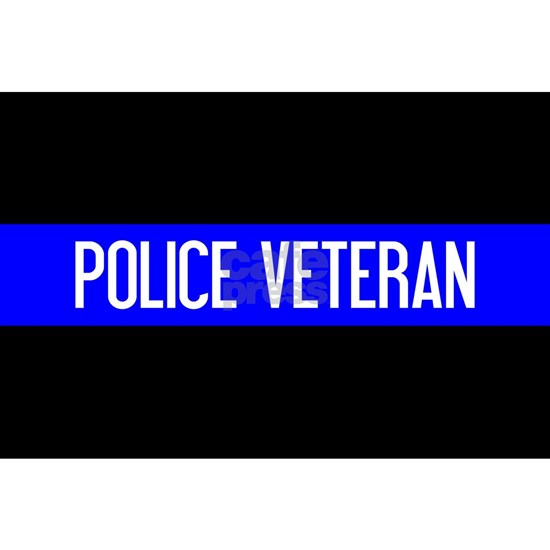 Police: Police Veteran & The Thin Blue Line