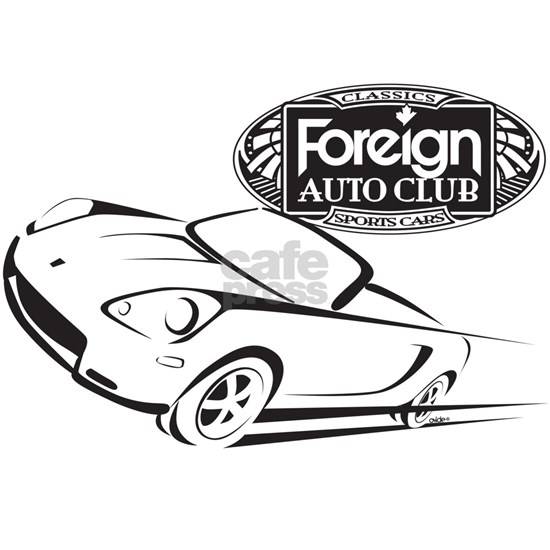 Foreign Auto Club - Japanese Icon 2c