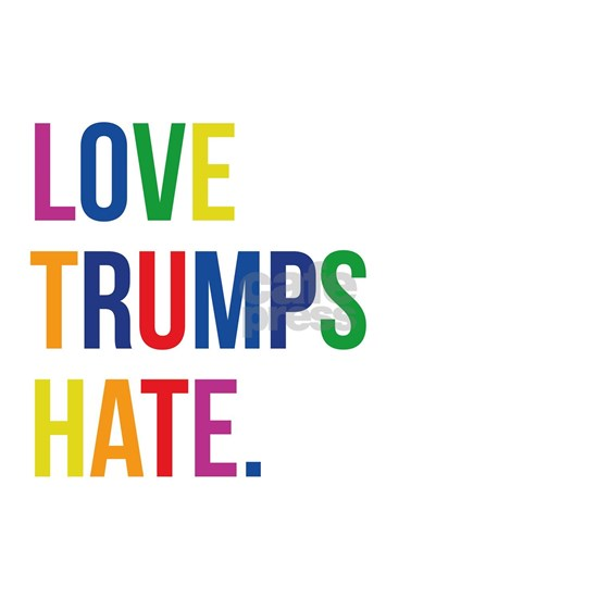 GLBT Love Trumps Hate
