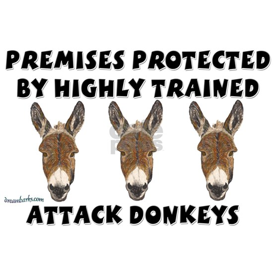Attack Donkeys
