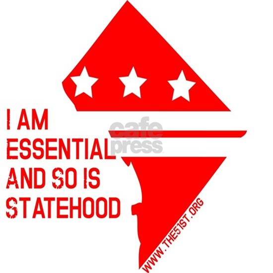 I AM ESSENTIAL-RED