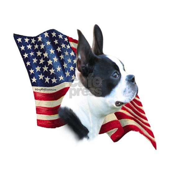 BostonTerrierFlag