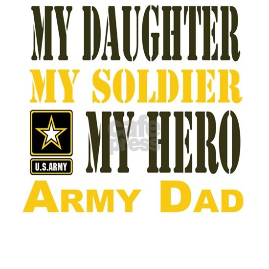 Army Dad_Daughter