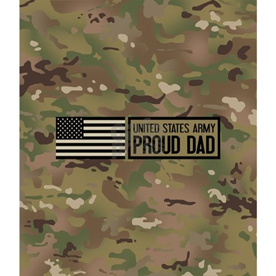 U.S. Army: Proud Dad (Camo)
