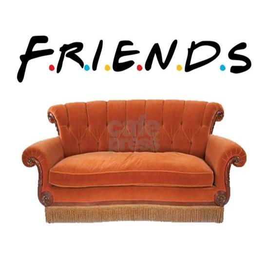 Friends Couch L