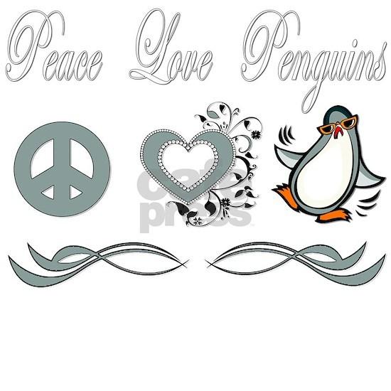Peace Love Penguins