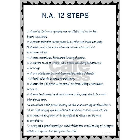 N.A. 12 Steps