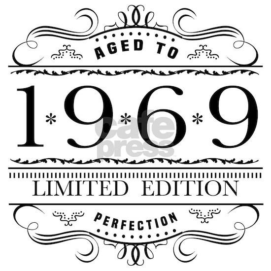 1969 Limited Edition Birthday