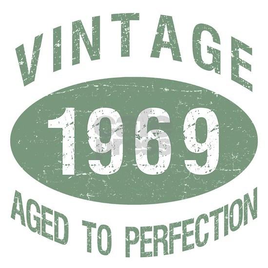 1969 Vintage Birthday
