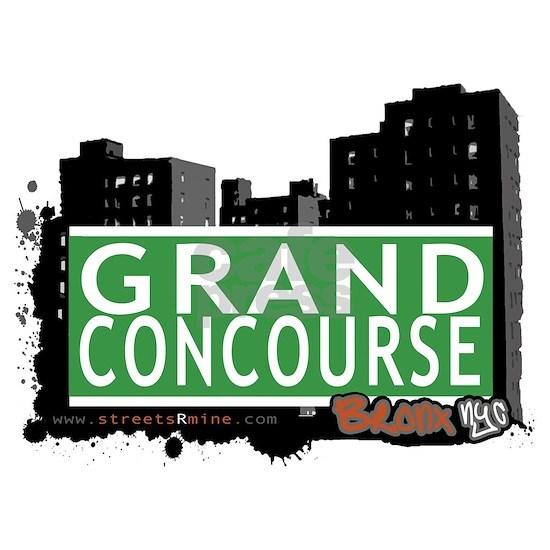 GRAND CONCOURSE, BRONX, NYC