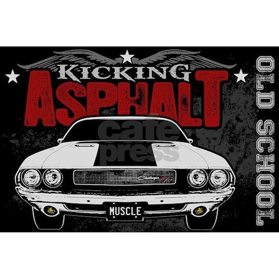 Kicking Asphalt - Challenger