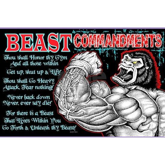 4-Commandments of the BEAST