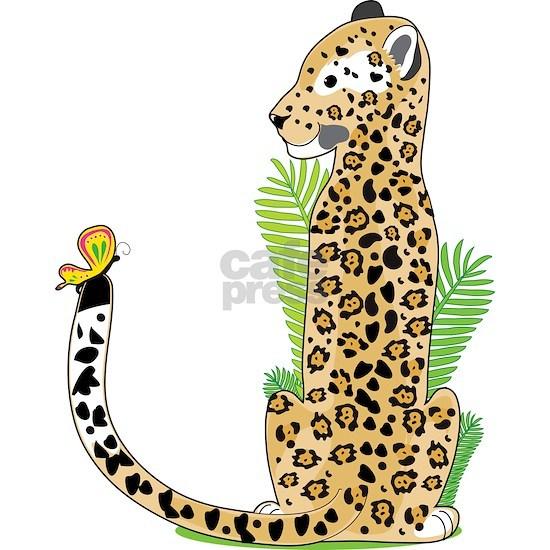 Animal Alphabet Jaguar