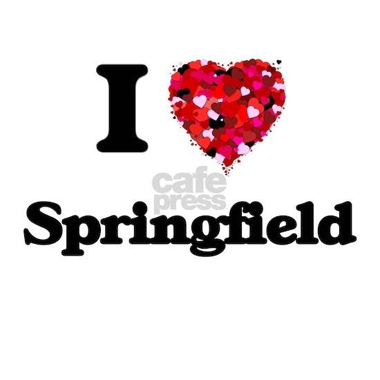 I love Springfield Illinois