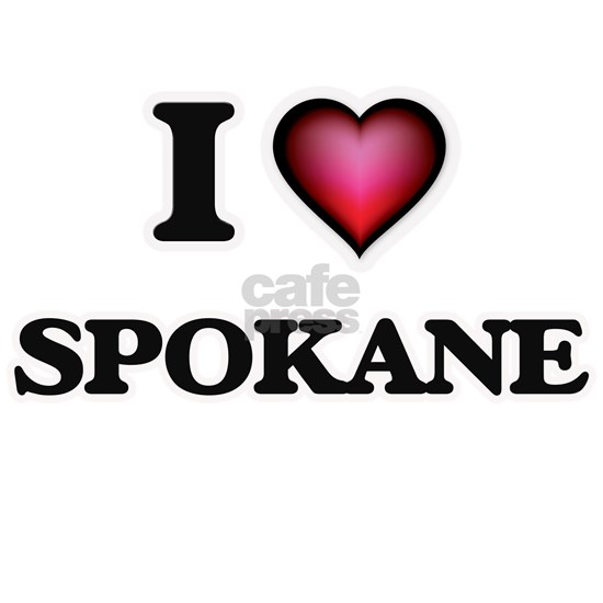 I love Spokane Washington