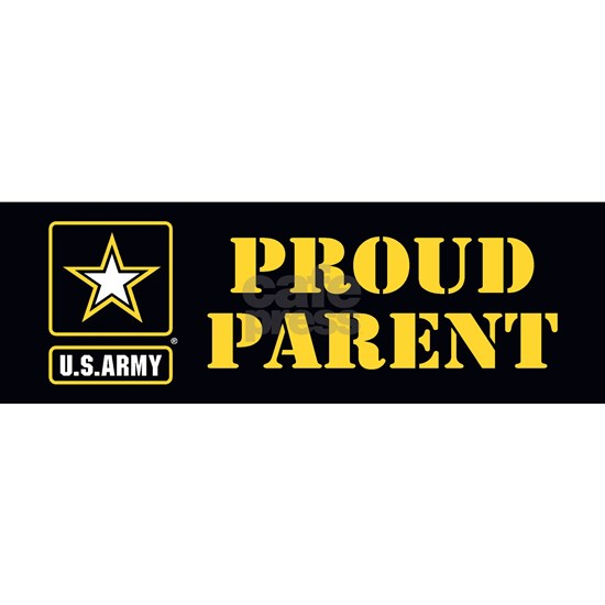 Proud US Army Parent