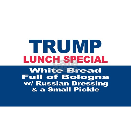 President Trump Lunch Special