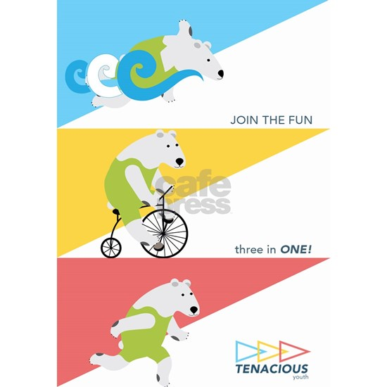 Polar Bear Triathletes Ad