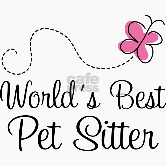 Pet Sitter (Worlds Best)