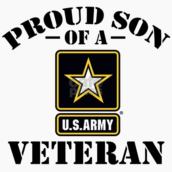 Proud Son of a US Army Veteran
