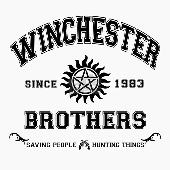SUPERNATURAL Winchester Brothers